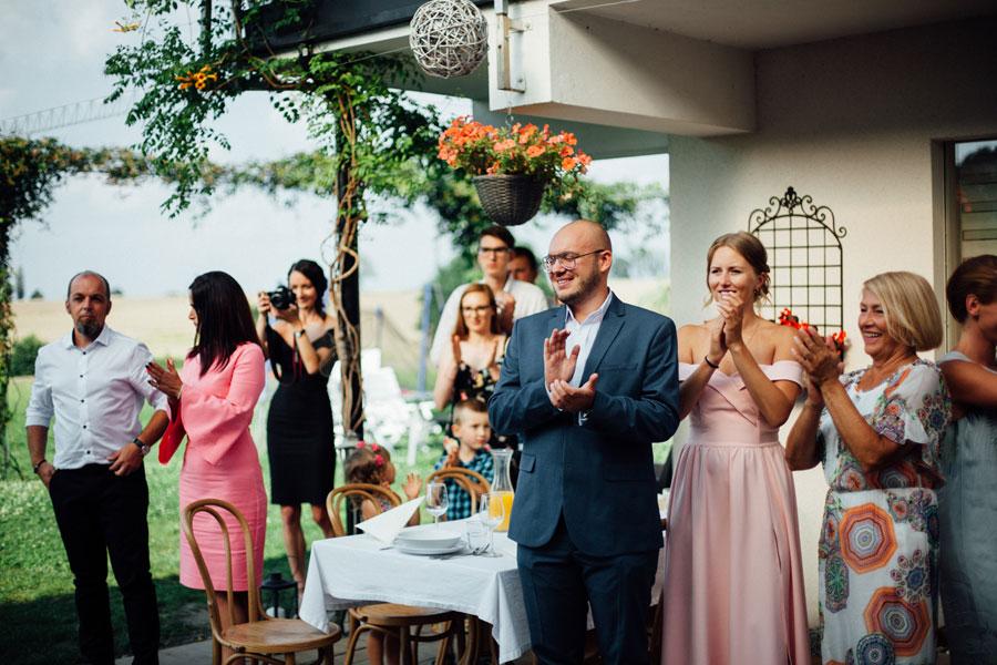 wesele w plenerze willa słonecza