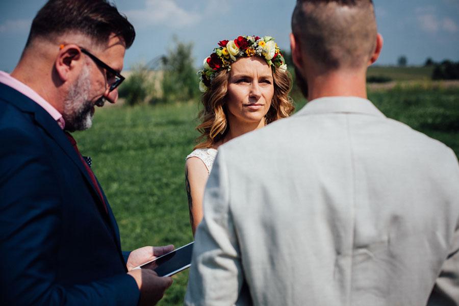 ślub w willi w dębowcu