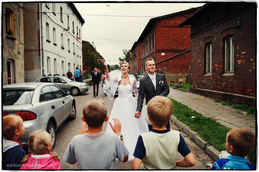 fotografia ślubna Zabrze