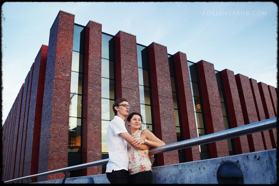 Siedziba NOSPR Katowice Sesja