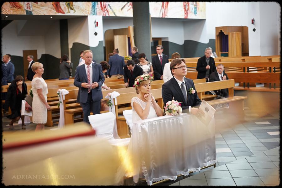 fotografia ślubna świerklaniec